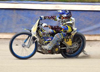 Romano Hummel in actie in Muhldorf - GP3 Foto: Ubbo Bandy