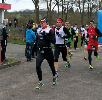 Dominik Sowieja Dirty Race Run1