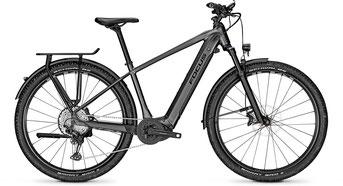 Focus Aventura² Trekking e-Bikes 2019