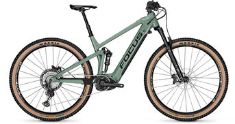 Focus Thron² e-Mountainbikes 2020
