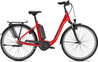 Raleigh Kingston City e-Bike 2019