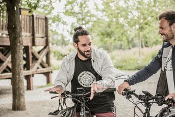City e-Bikes in der e-motion e-Bike Welt in Saarbrücken