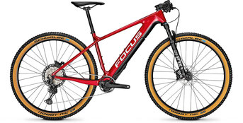 Focus Raven² e-Mountainbikes 2020