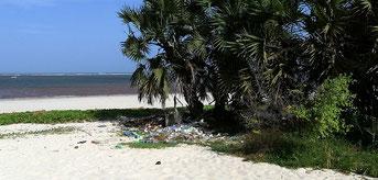 Silversand beach, Malindi