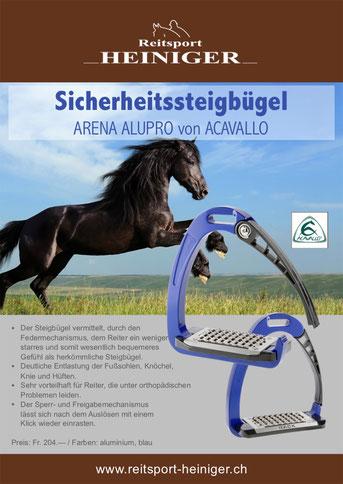 Reitsport Heiniger, Schönbühl - Blogartikel Fliegen- und Bremsenschutz BRUM - Made in Switzerland