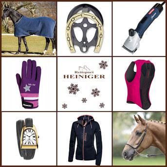 Reitsport Heiniger, Schönbühl - Blogartikel Geschenkideen für Pferdefreunde