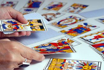 Pratique Du Tarot Divinatoire
