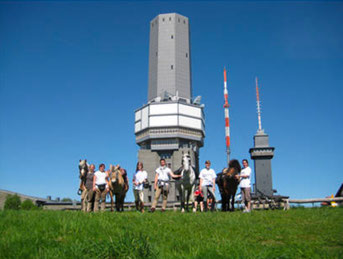"""Der Wanderritt """"Unterwegs nach Fieldmountain"""" war bisher mein größtest und schönestes Erlebnis und ich werde es nie vergessen!"""