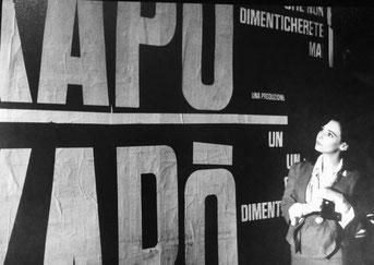 Susan Strasberg a una proiezione di Kapò.