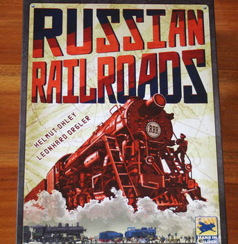 Russian Railroads - Cover