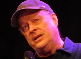 Dwight Schultz at Dutch Comic Con