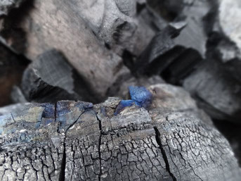 Thüringer Meilerholzkohle aus Buchenholz