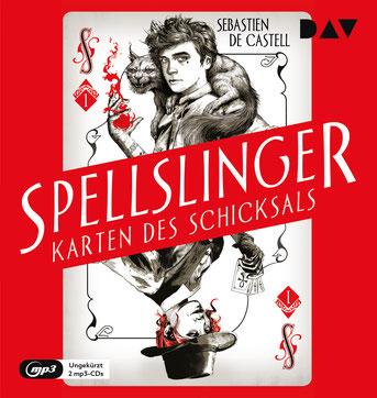 CD-Cover Spellslinger