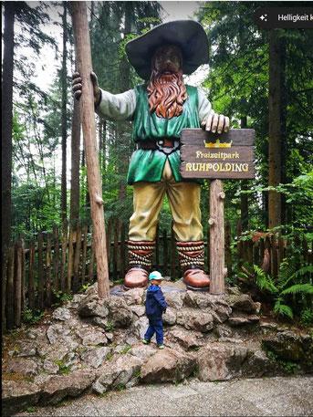 Märchenpark Ruhpolding Rübezahl