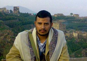 Sayyed Abdul-Malik al-Houthi - Führer der Houthi-Rebellen