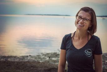 Gründerin Kristin in einer Gefühlsachterbahn
