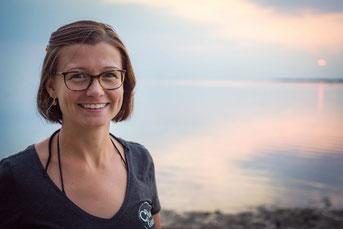 Gründerin Kristin ist erleichtert nach dem erfolgreichen Start des Crowdfundings