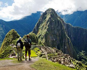 image de deux oiseaux au Pérou