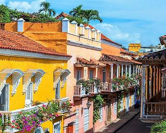 image ville en Colombie