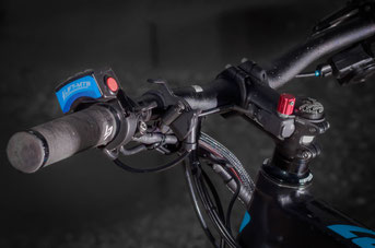 regulateur de vitesse de vélo électrique