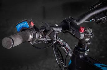 régulateur de vitesse de vélo électrique