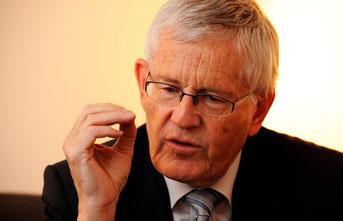 Kaspar Villiger, Verwaltungsratspräsident der UBS.