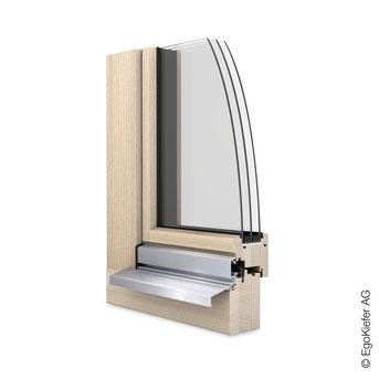 Holz-Fenster EgoWoodstar
