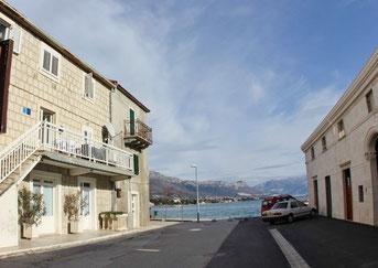 Апартаменты Каштела, Трогир, Отдых в Хорватии.