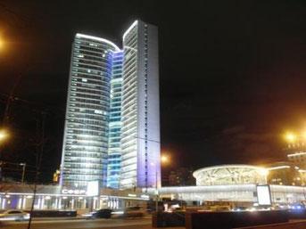Москва, дом-книга