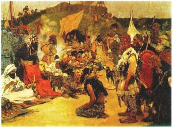 Иванов, история, славяне, живопись