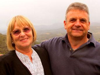Monika und Andrew, geschäftlich erfolgreich, privat ein schönes Paar