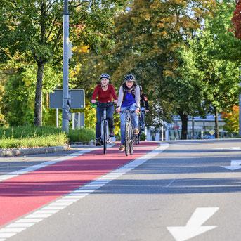 Alltagsradverkehr Radinfrastruktur Mobilitätsverhalten