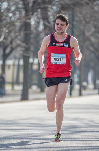 Hans Neumüller, Sieger über 7km