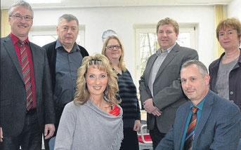 Einführung der neuen Schulleiterin der Cornelia-Funke-Schule in Gemünden
