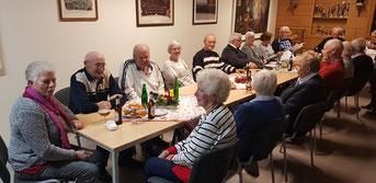Seniorenweihnachtsfeier 2018