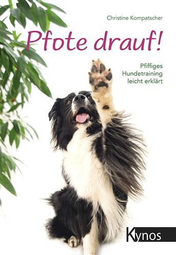 Pfote drauf - Pfiffiges Hundetraining aus dem Kynos Verlag