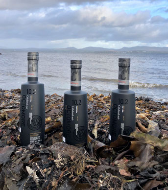 Bruichladdich, Octomore, Islay, Whisky, Scotch, Schottland, schottischer Whisky, Malt Whisky, Single Malt Whisky, Whisky Tasting Buxtehude