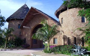 Tembo Court Entrance