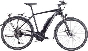 IBEX eComfort City e-Bikes 2018