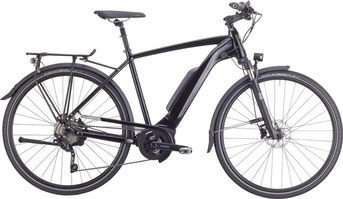 IBEX eComfort Trekking e-Bikes und S-Pedelecs 2019
