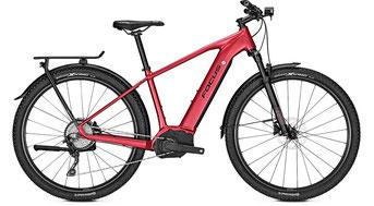 Focus Aventura² Pro Trekking e-Bike 2017