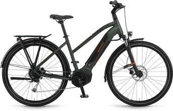 Winora City e-Bike / Trekking e-Bike Yucatan 2019