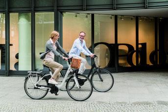 City Speed-Pedelecs mit unseren Experten vergleichen, probefahren und kaufen in der e-motion e-Bike Welt in Bern