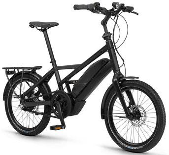 Winora City / Kompakt e-Bike Radius 2017