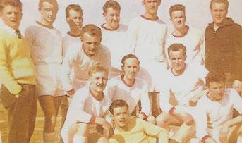 Kampfmannschaft um 1960