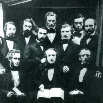 ジョージウィリアムズと 10 人のキリスト青年