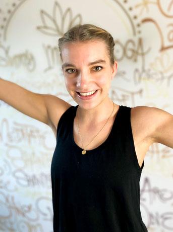 Johanna Schweer Yoga Leverkusen