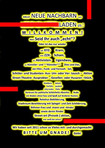 Günter Fruhtrunk, Schwarzes Thema und Rot, 1958,   Kasein auf Jute, 100 x 72,5 cm © Sammlung Maximilian und Agathe Weishaupt, VG-Bildkunst, Bonn, 2019