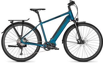 Raleigh Ashford City/Trekking e-Bike 2017