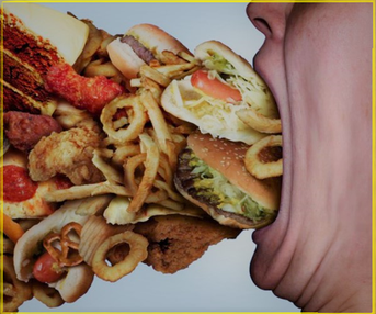 Processed foods impose a serious risk for your body and mental health